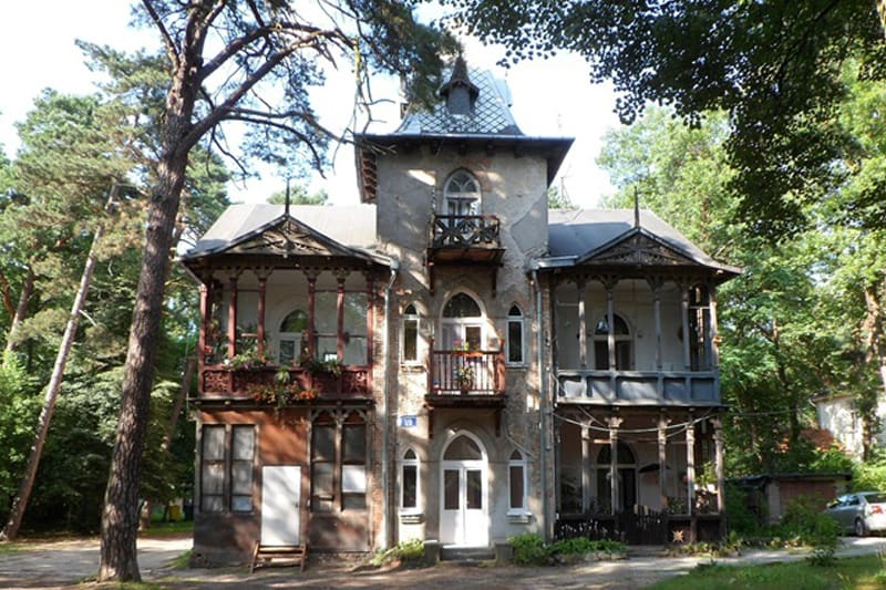 KonstancinArchitektura - Atrakcje