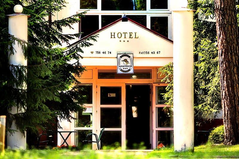 konstancja 01 - Hotel Konstancja 01