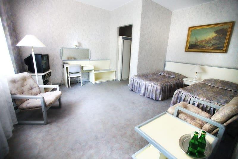 konstancja 03 - Hotel Konstancja 03