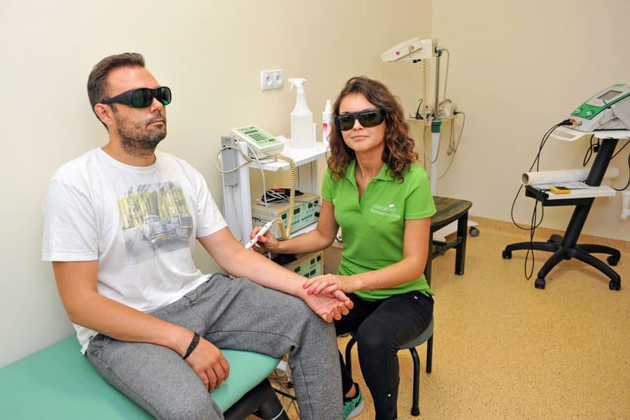 laser punktowy - Cennik usług medycznych