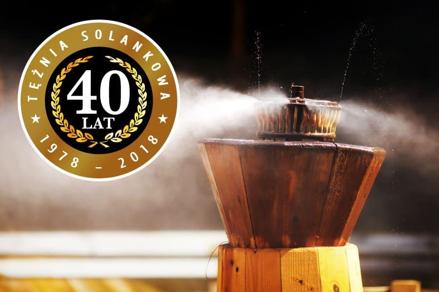 40lat - 40-lecie tężni solankowej!