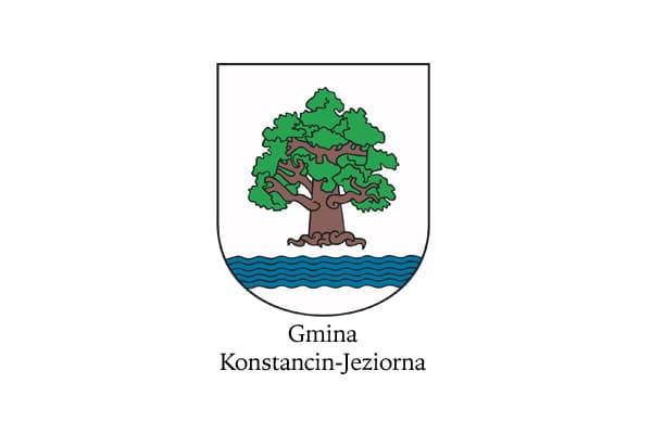 logo gmina - Spektakularna iluminacja niepodległościowa tężni solankowej