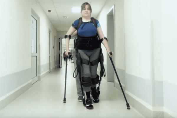 egzoszkielet konstancin - Pacjentka Szpitala Rehabilitacyjnego opowiada o egzorehabilitacji