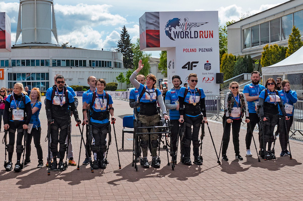 wings for life7 - Wings for Life World Run: pobiegli ci, którzy nie mogą