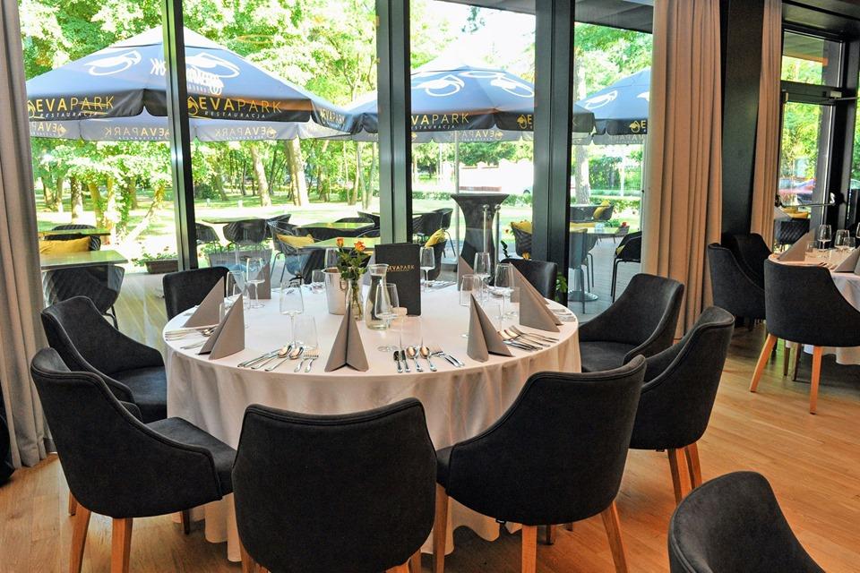 nowa restauracja konstancin jeziorna  2 - Uroczyste otwarcie restauracji w EVA Park Life & SPA