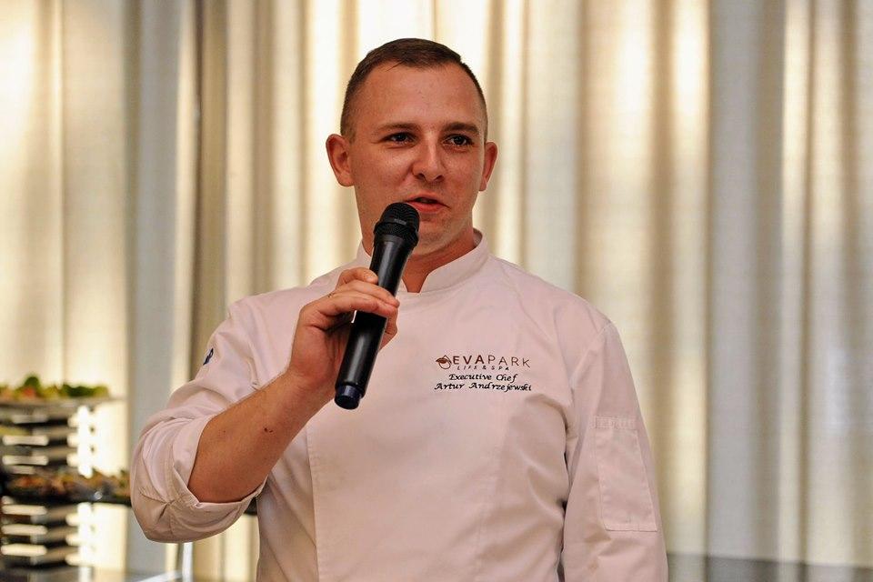 nowa restauracja konstancin jeziorna  3 - Uroczyste otwarcie restauracji w EVA Park Life & SPA