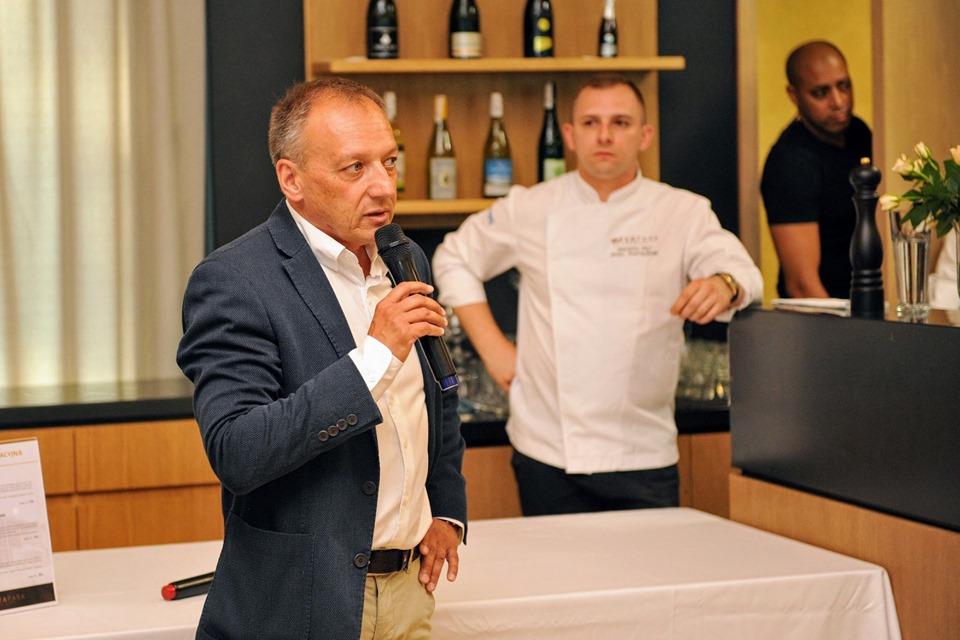 nowa restauracja konstancin jeziorna  5 - Uroczyste otwarcie restauracji w EVA Park Life & SPA