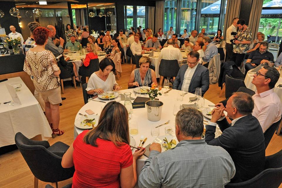 nowa restauracja konstancin jeziorna  7 - Uroczyste otwarcie restauracji w EVA Park Life & SPA