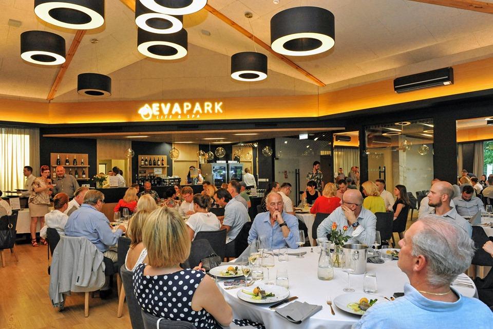 nowa restauracja konstancin jeziorna  8 - Uroczyste otwarcie restauracji w EVA Park Life & SPA