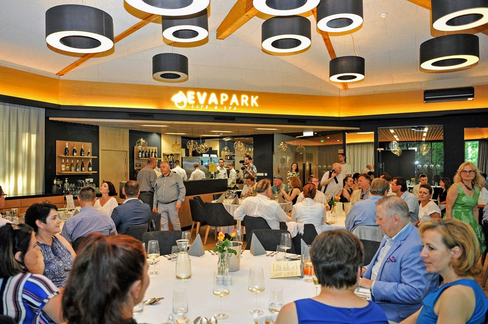 nowa restauracja konstancin jeziorna  9 - Uroczyste otwarcie restauracji w EVA Park Life & SPA