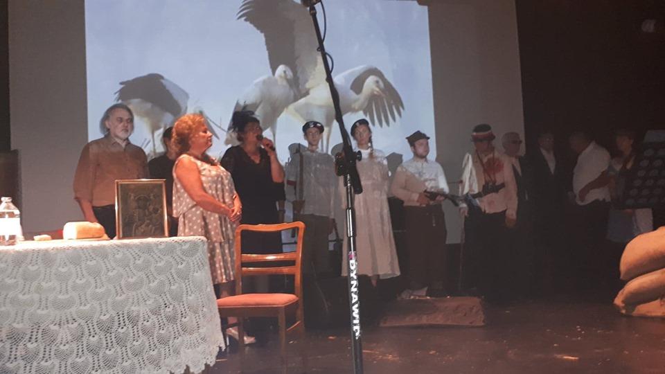 kombatanci w konstancinie jeziornie 4 - Wyjątkowy koncert dla Kombatantów w Konstancinie-Jeziornie