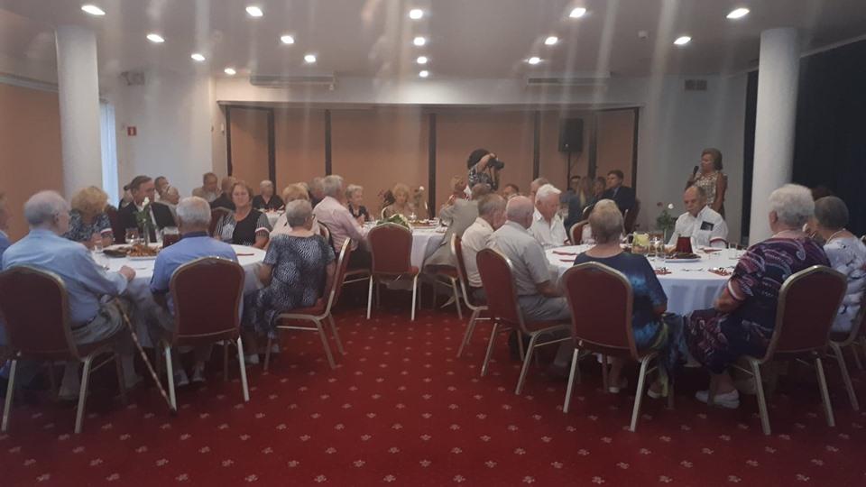 kombatanci w konstancinie jeziornie 6 - Wyjątkowy koncert dla Kombatantów w Konstancinie-Jeziornie