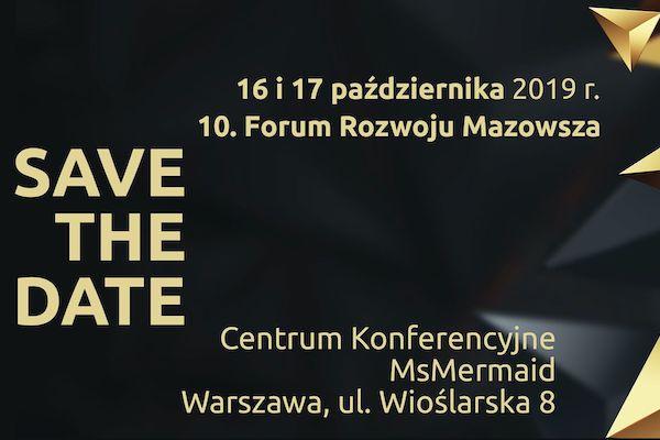 10 forum rozwoju mazowsza - Uzdrowisko Konstancin-Zdrój na 10. Forum Rozwoju Mazowsza