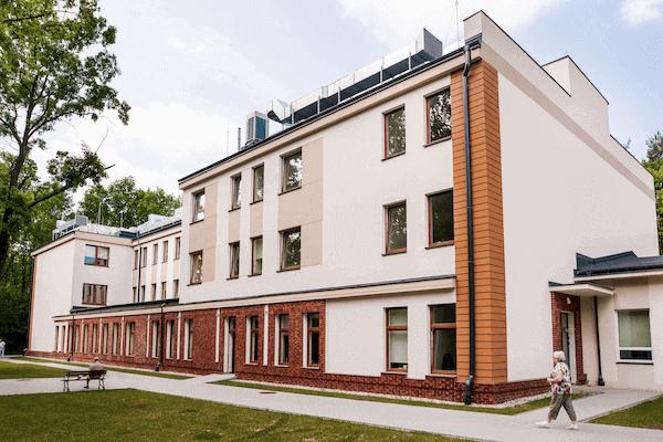Szpital Rehabilitacyjny  - Uzdrowisko Konstancin-Zdrój czasowo zawiesza część działalności