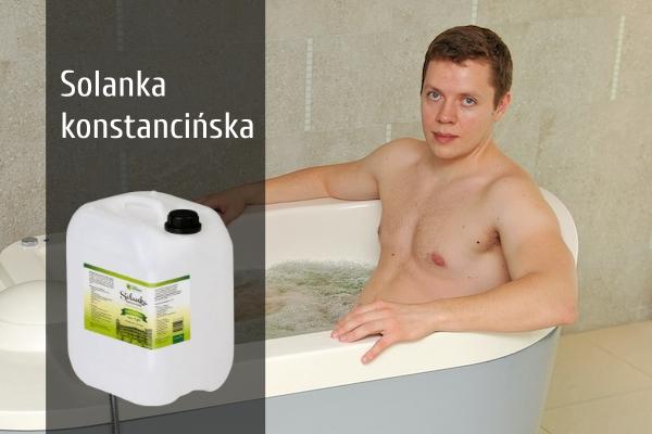 kapiel solankowa w domu - Kąpiel solankowa w domu - poleca Uzdrowisko Konstancin-Zdrój