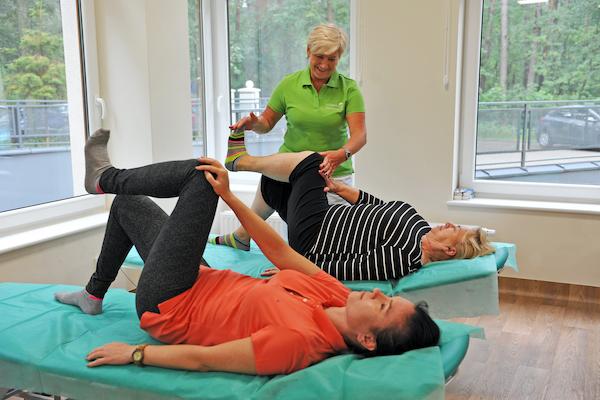 rehabilitacja lecznicza UKZ - Terminy przyjęć na rehabilitację leczniczą