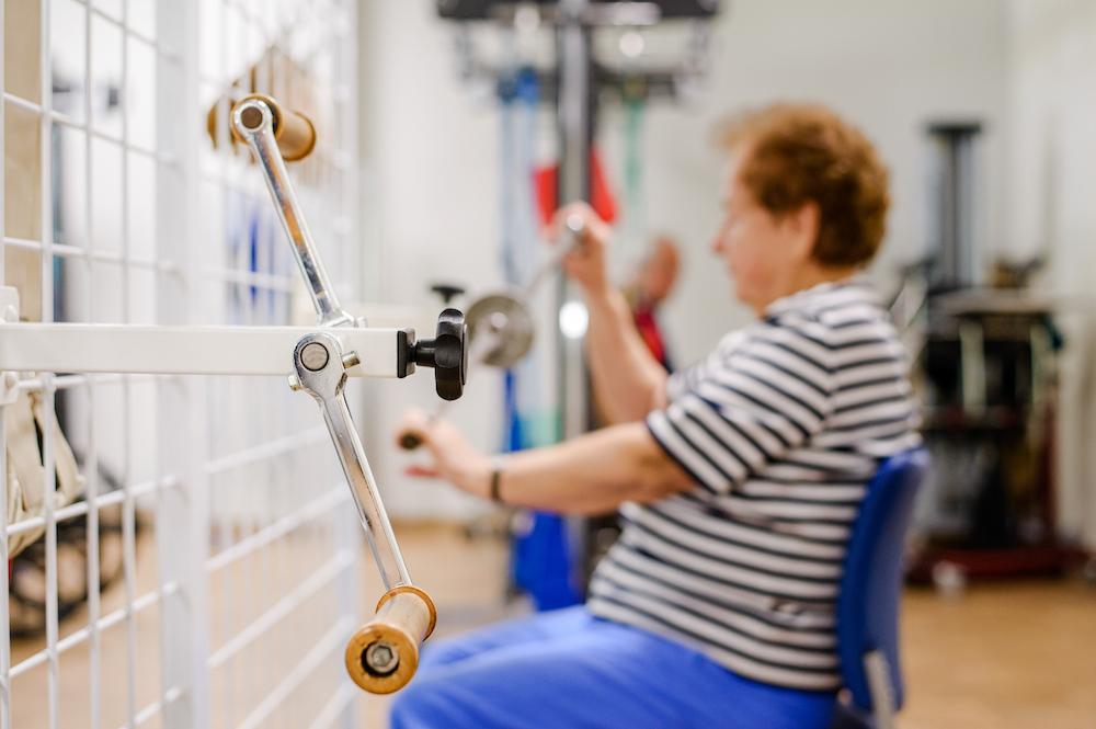 rehabilitacja neurologiczna 4 - Rehabilitacja neurologiczna w Uzdrowisku Konstancin-Zdrój