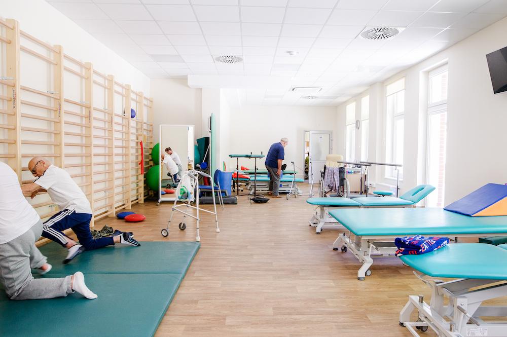 rehabilitacja neurologiczna 5 - Rehabilitacja neurologiczna w Uzdrowisku Konstancin-Zdrój