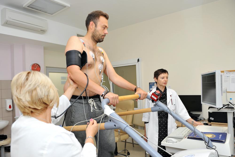 rehabilitacja kardiologiczna 1 - Rehabilitacja kardiologiczna w Uzdrowisku Konstancin-Zdrój