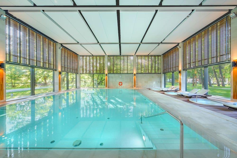 basen solankowy w eva park - Zapraszamy codziennie na basen solankowy w EVA Park Life & SPA